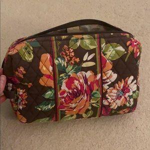 Vera Bradley Large Toiletry Bag